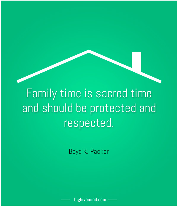 family-quotes-family-time-is-sacred