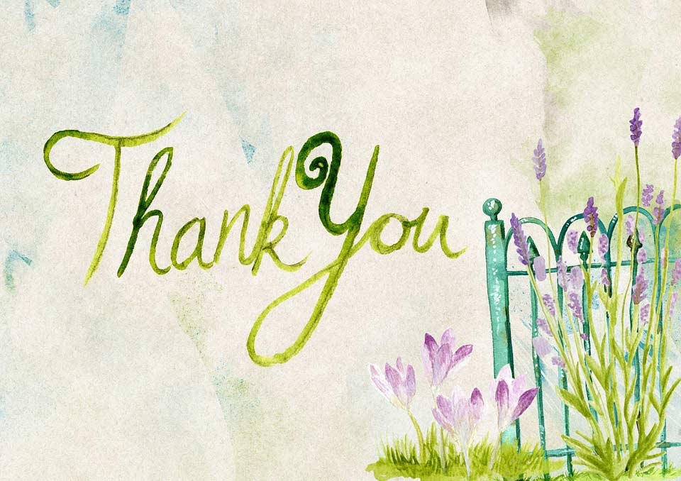 Fantastic Thank You Quotes