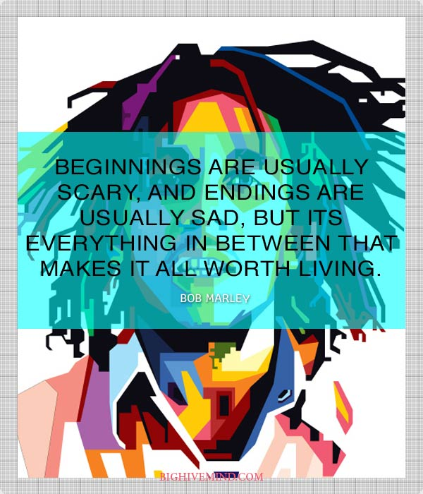 Over 100 Of Our Favorite Bob Marley Quotes