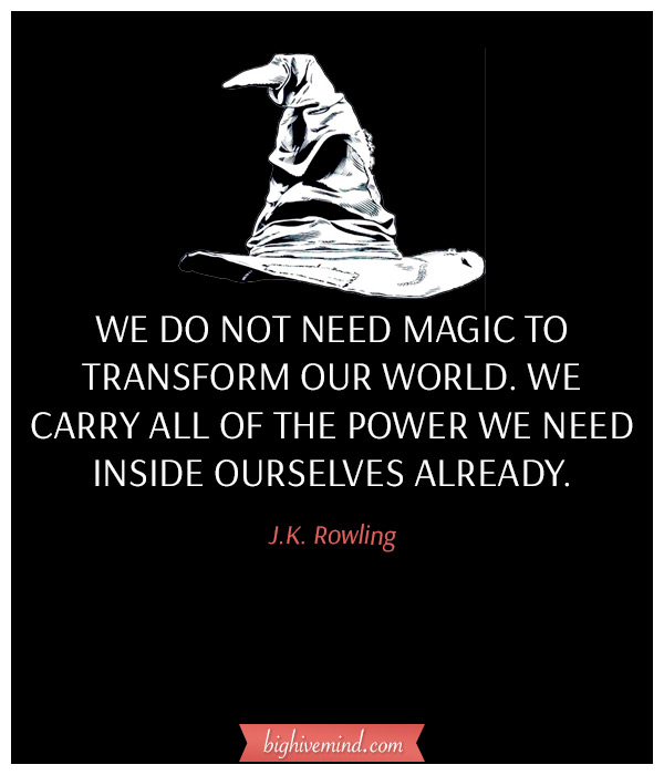 40 Of The Most Magical Harry Potter Quotes Big Hive Mind Best Harry Potter Quotes