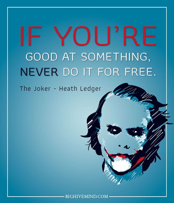 50 Quotes From Batman S Nemesis The Joker Big Hive Mind