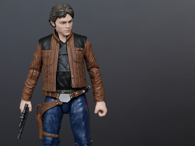 han solo toy