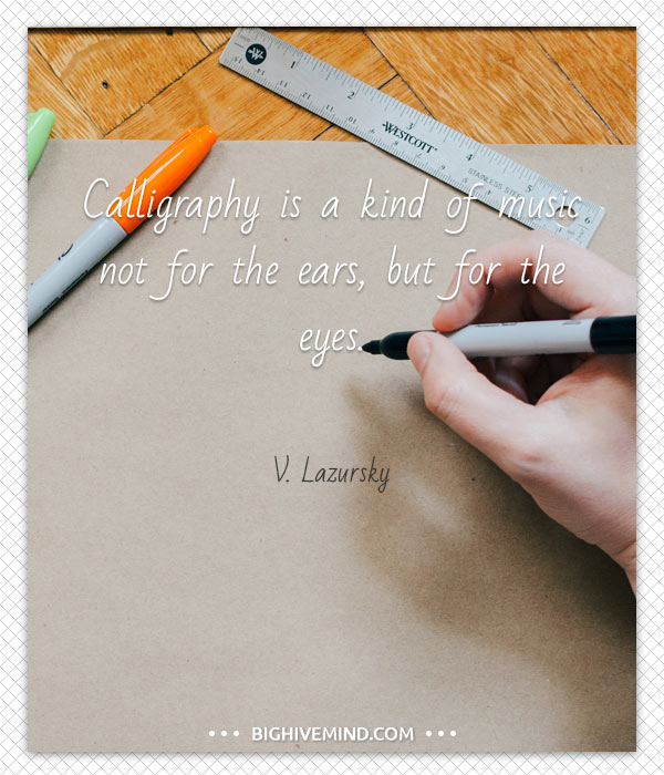 calligraphy-quotes-calligraphy-is-a-kind