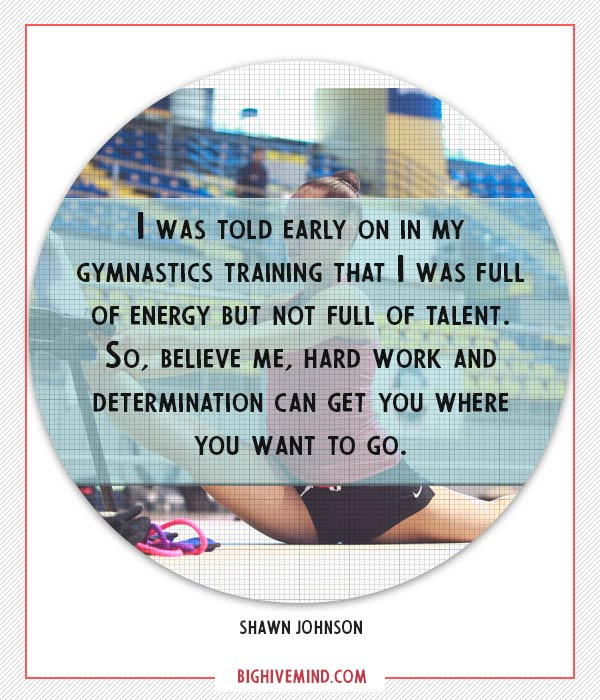 Gymnastics Quotes I Was Told Early