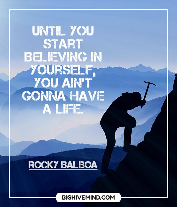 Over 50 Of The Best Inspirational And Motivational Rocky